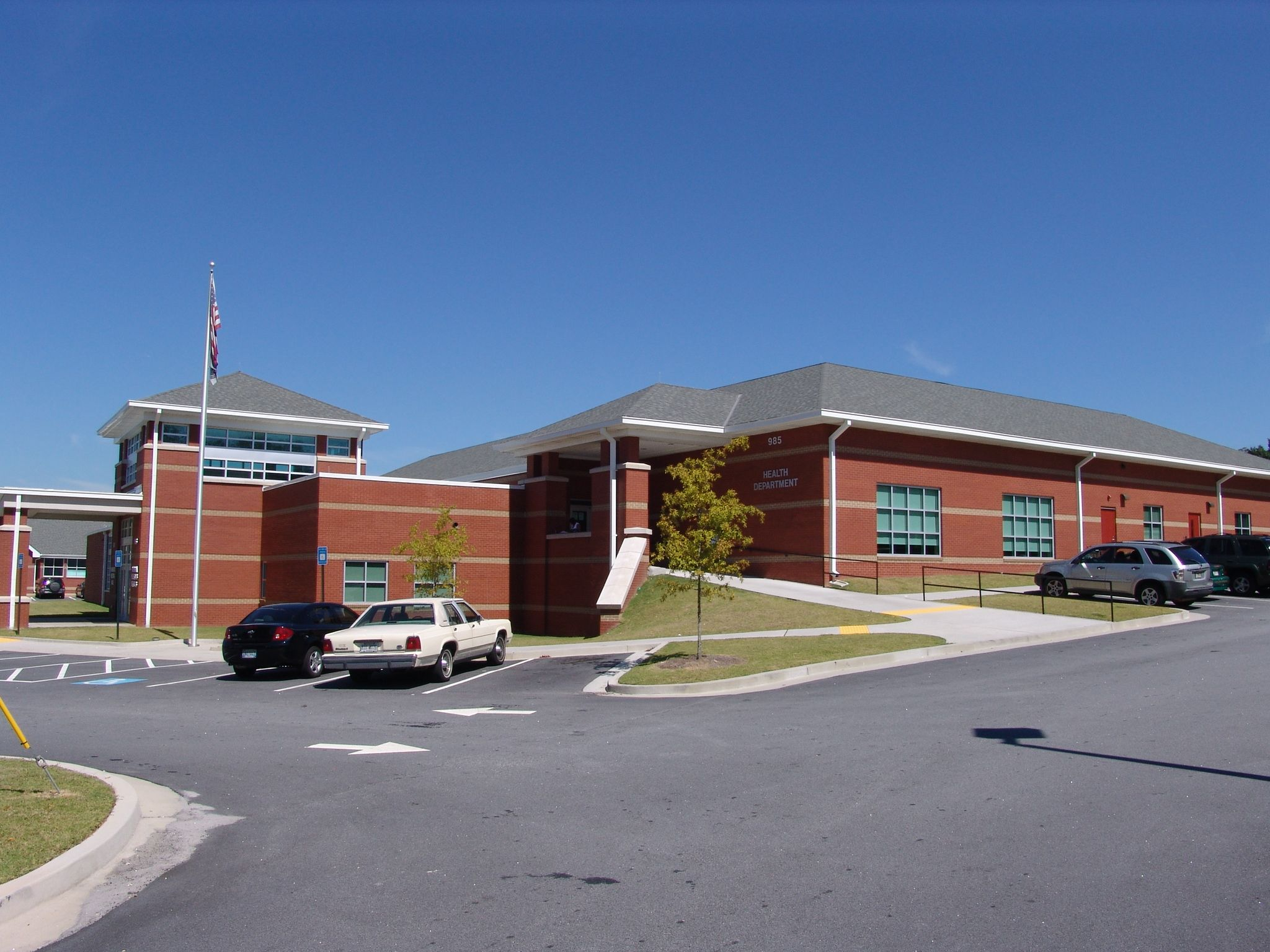 Rockdale Health Center - Rockdale County Health Department Clinic
