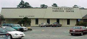 Thomas County Health Department
