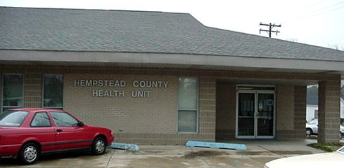 Hempstead County Health Department Hope