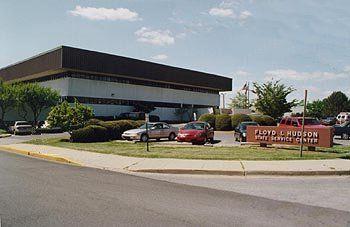 Floyd I. Hudson State Service Center - DPH