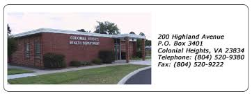 Colonial Heights City Health Department